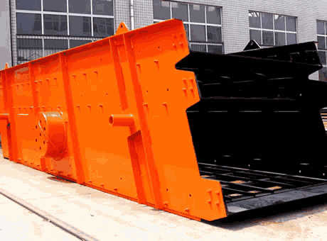 iron ore screening equipment stationary in south africa