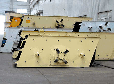 crushing and screening plants united states