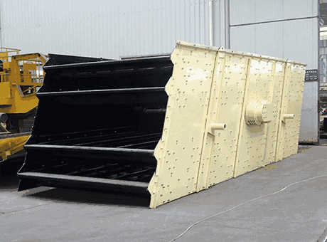 vibrating screen for stone crusher line in indonesia